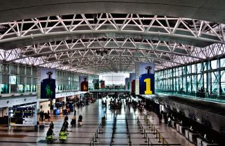Sloan products at Aeropuerto Internacional Ezeiza