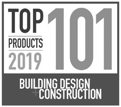 Building Design + Construction: Top 101 Products 2019